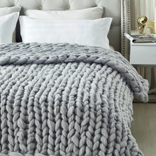 Load image into Gallery viewer, BlanketFly™ - Chunky Knit Blanket