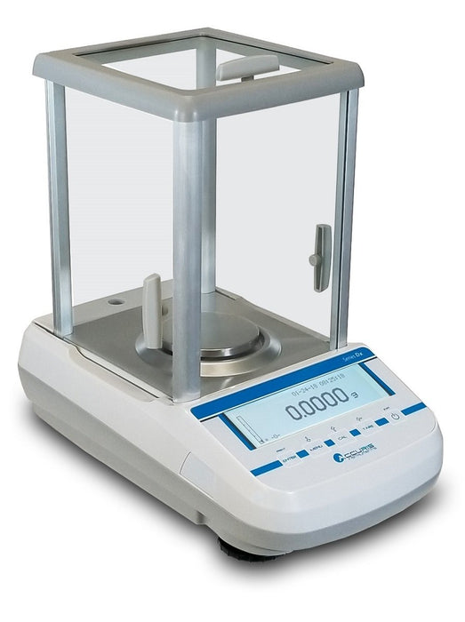 Accuris W3101A-120 Analytical Balance, series Dx, internal calibration, Graphical Display, 120gx0.0001g