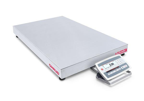 Ohaus D52XW125RTV5 DEFENDER 5000 - D52 Bench Scale