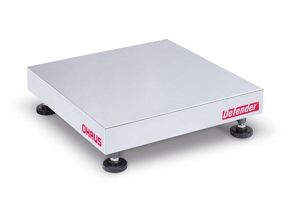 Ohaus D125RQL Defender 5000 Scale Base