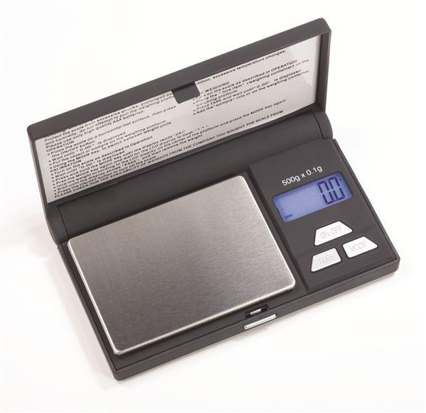 Ohaus YA501 Portable Precision Balance Weighing in a Compact Case