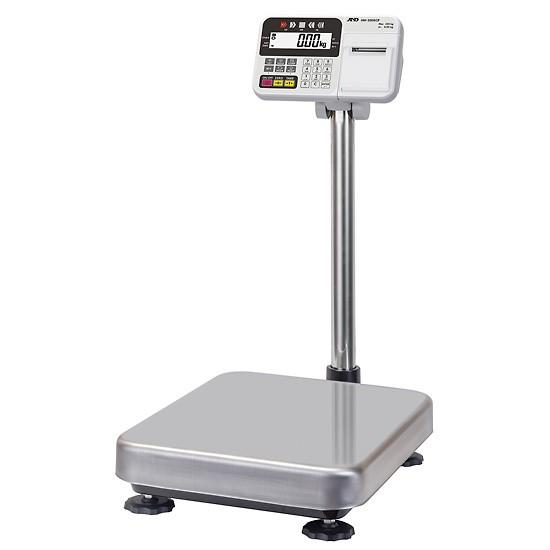 AND Weighing HW-200KCP PLATFORM SCALE with PRINTER (220kg x 0.020kg)