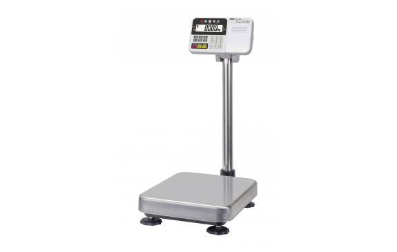 AND Weighing HV-60KCP Platform Scale 30/60/150lb x .01/.02/.05lb