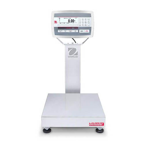 Ohaus D52XW50RTR1 DEFENDER 5000 Bench Scale