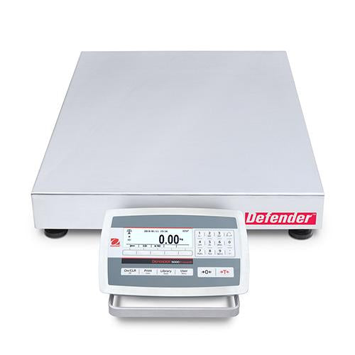 Ohaus D52XW250RQV5 DEFENDER 5000 Bench Scale