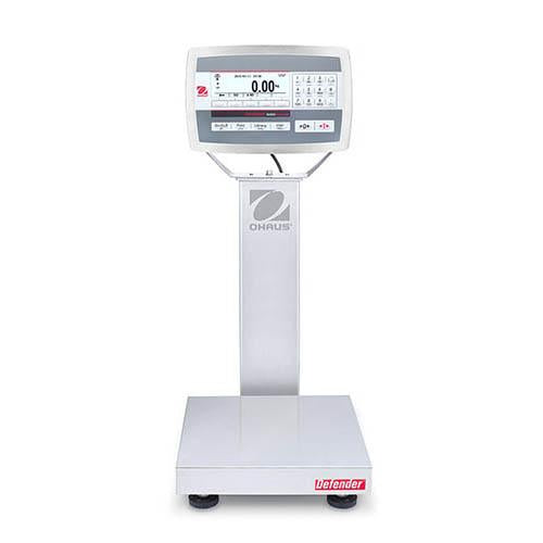 Ohaus D52XW5WQS6 DEFENDER 5000 WASHDOWN Bench Scale