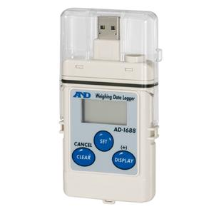 A&D AD-1688 Weighing Data Logger (Standard with unit)