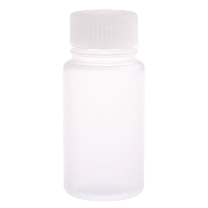Celltreat 229794 60mL Wide Mouth Bottle, Round, PP, Non-sterile