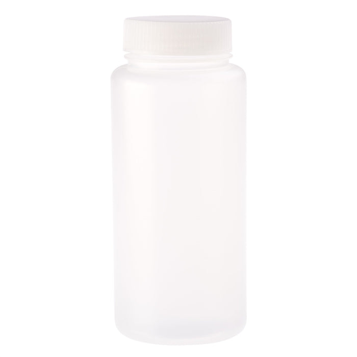 Celltreat 229797 500mL Wide Mouth Bottle, Round, PP, Non-sterile