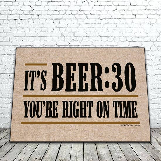 It's Beer: 30 Mat