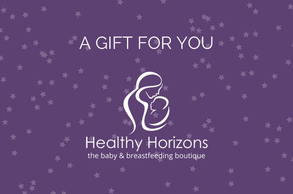 Healthy Horizons Gift Card - Healthy Horizons Breastfeeding Centers, Inc.