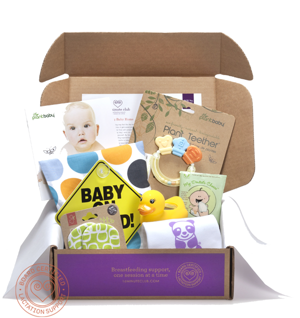 Back to Work Gift Boxes - Healthy Horizons Breastfeeding Centers, Inc.