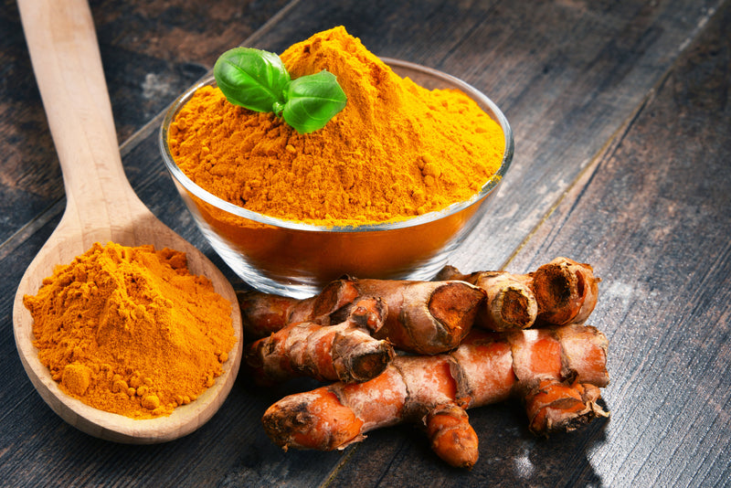 The Exceptional Benefits of Organic Turmeric Root Powder