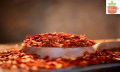 Spicy Organic LLC Spotlight- Organic Red Chili Peppers Flakes!