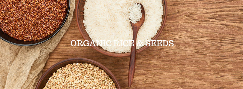 Rice and Seeds