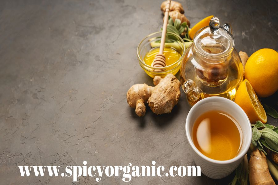 What are the Health Benefits of Ginger- Spicy Organic