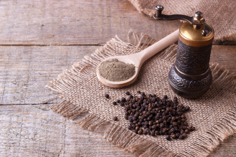 Organic Black Pepper Benefits