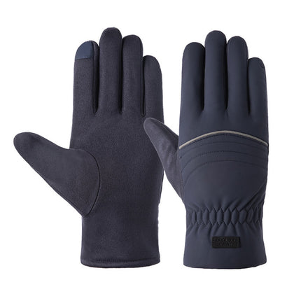 15 Ski Snow Cycling Touch Screen Waterproof Winter Warm Thermal Gloves