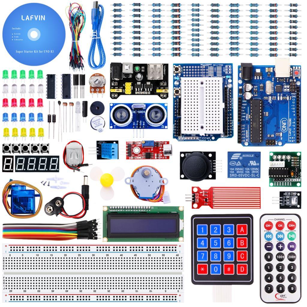 Geekcreit Ultimate Starter Learning Kit