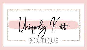 Uniquely Knit Boutique