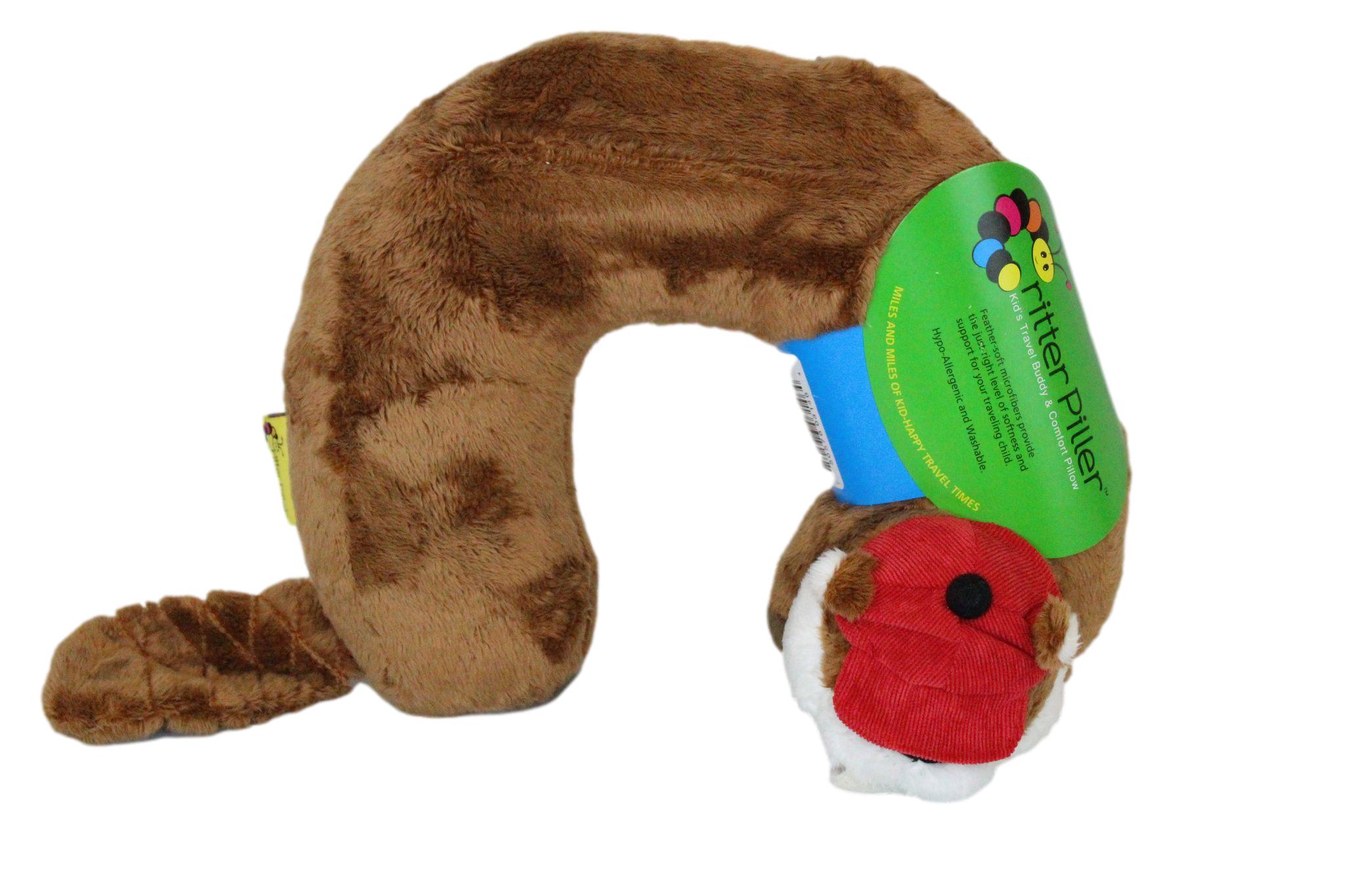Beaver Neck Pillow