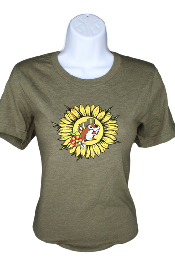 Sunflower Olive Shirt