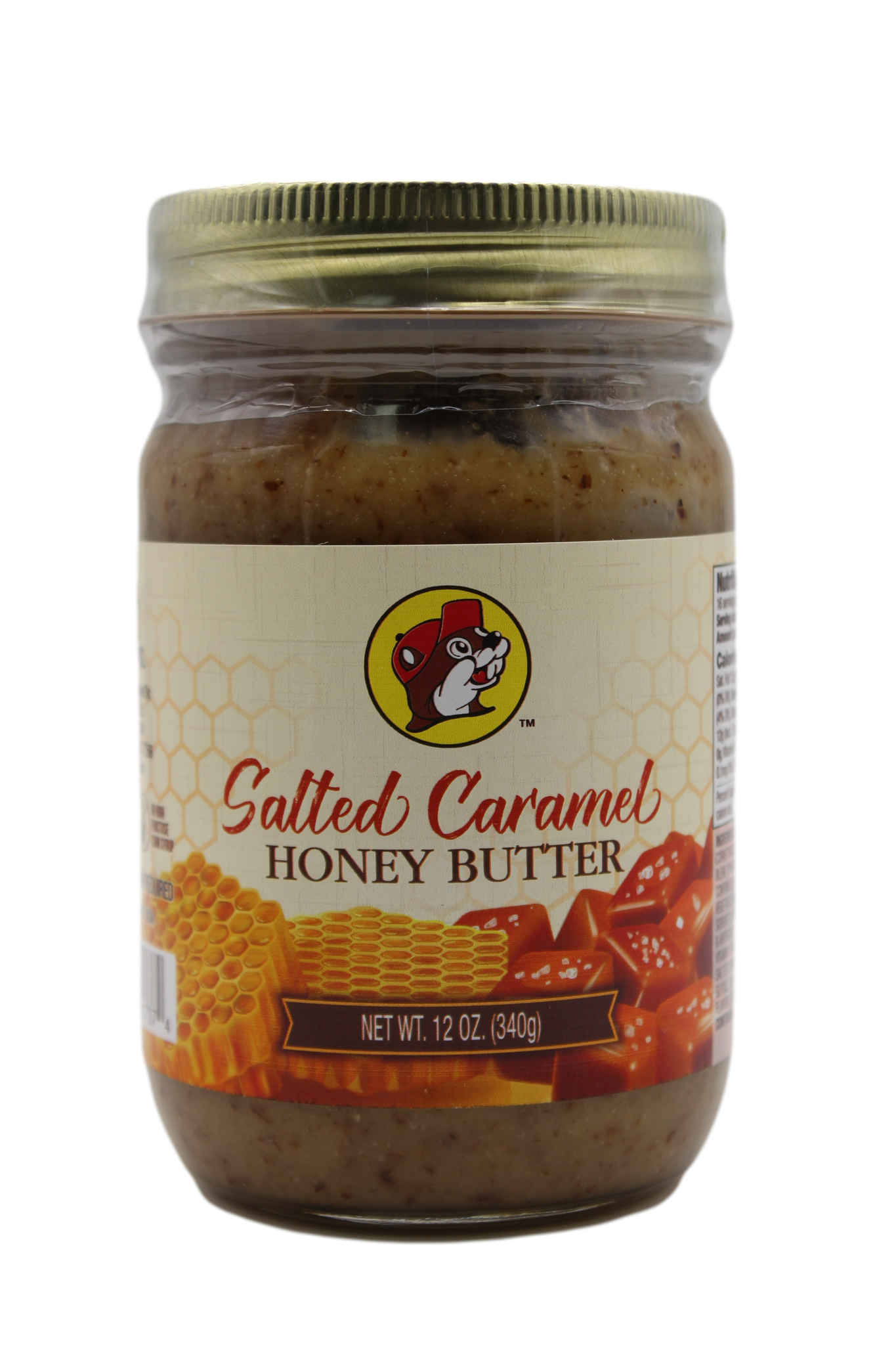 Salted Caramel Honey Butter