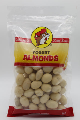 Yogurt Almonds