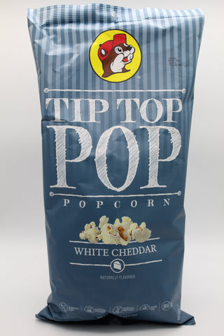 Tip Top Popcorn - White Cheddar - Large