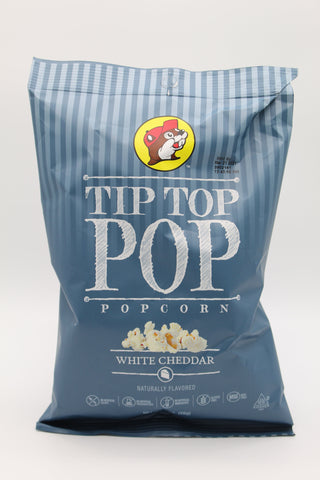 Tip Top Popcorn - White Cheddar - Small