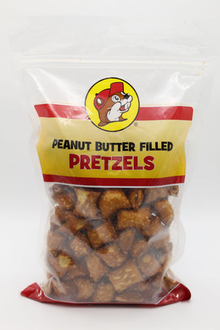 Peanut Butter Filled Pretzels