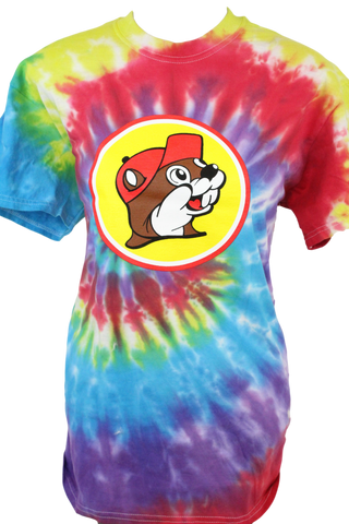 Youth Peace & Love Tie Dye Shirt