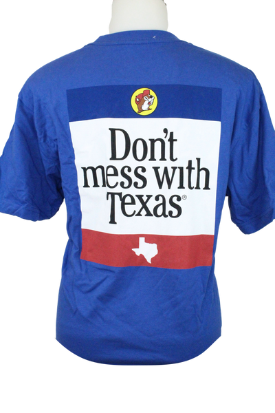 Youth Don't Mess with Texas Shirt