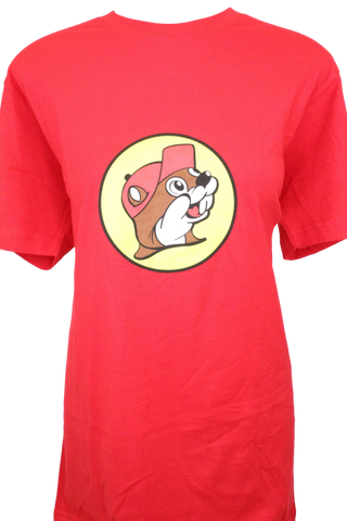 Youth Classic Red Logo Shirt