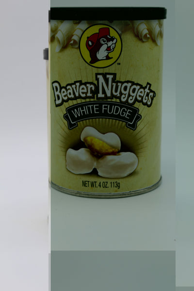 White Fudge Beaver Nuggets