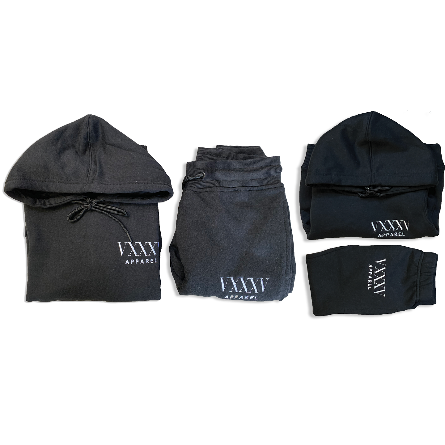 Casual & Mini Casual Sweatsuit Bundle
