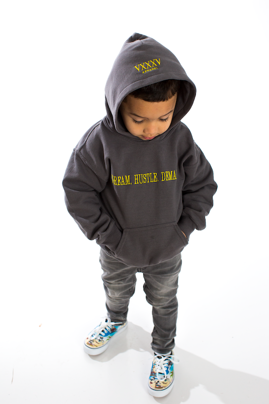 Mini Dream Hustle Demand Hoodie