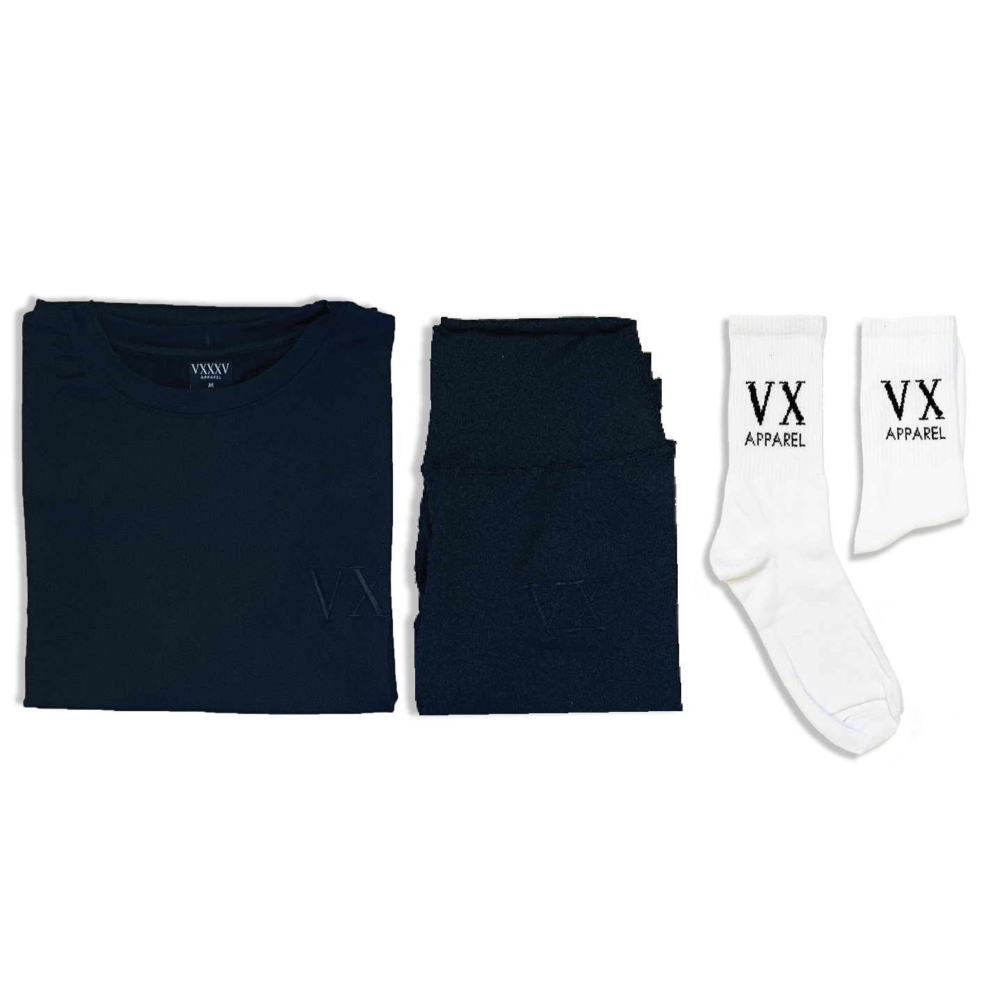 Everyday Legging Set & VX Socks Bundle