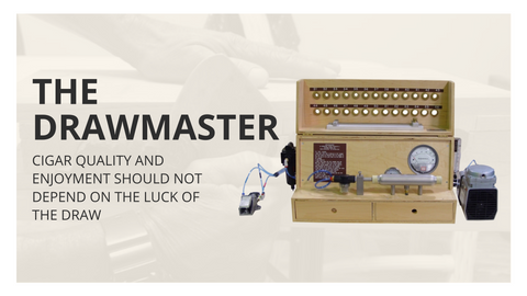 Cayman Cigars DrawMaster: Cigar quality and enjoyment should not depend on the luck of the draw.