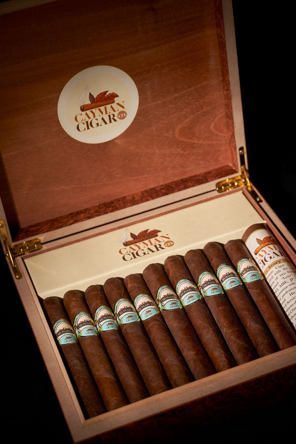 20 Pack Boxed Cigars | Diplomat Robusto