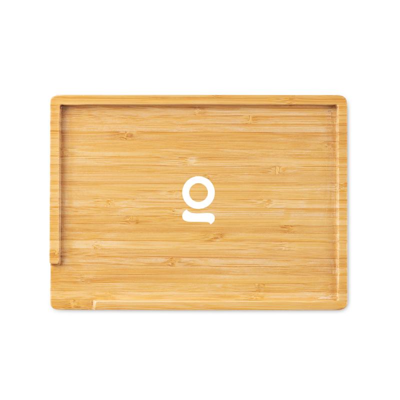 Sustainable Small Bamboo Wood Tray