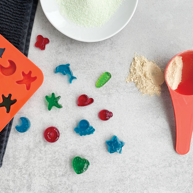 ONGROK Mini Candy Mold Kit | Infused Gummies