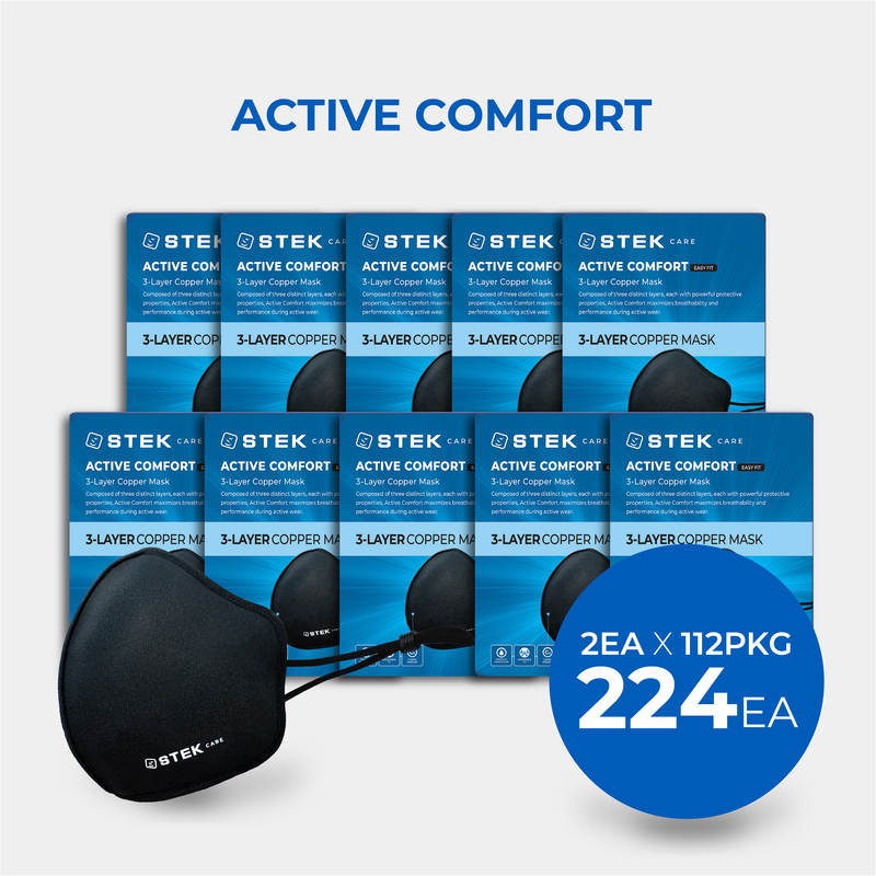 [Free Shipping] Active Comfort Adult Mask 224EA
