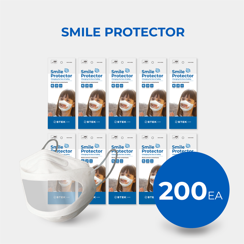 [Free Shipping] Smile Protector 200EA