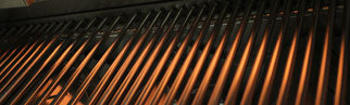 Stainless Steel Grill Rods