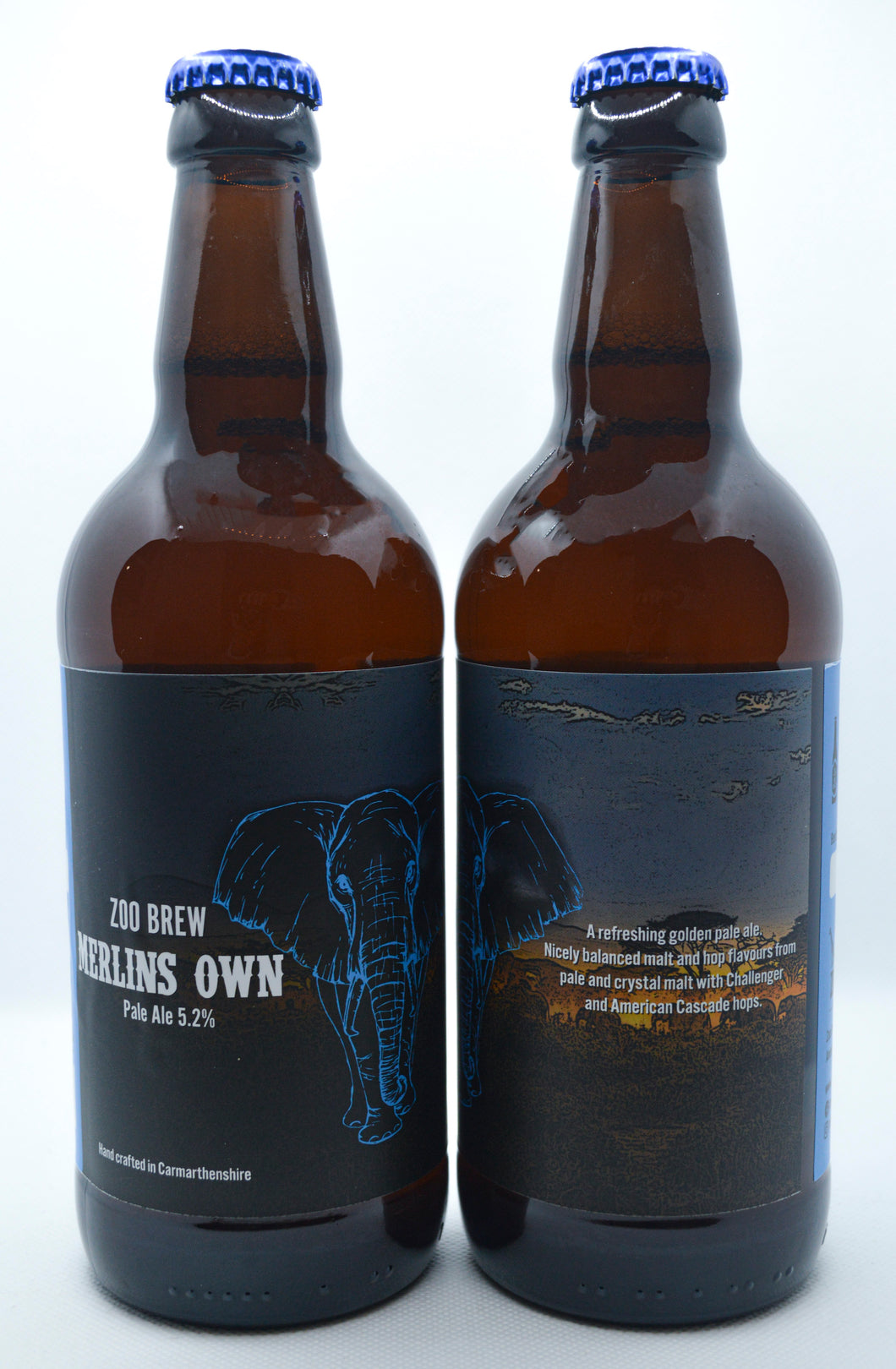 Merlin's Own - 500ml Bottle