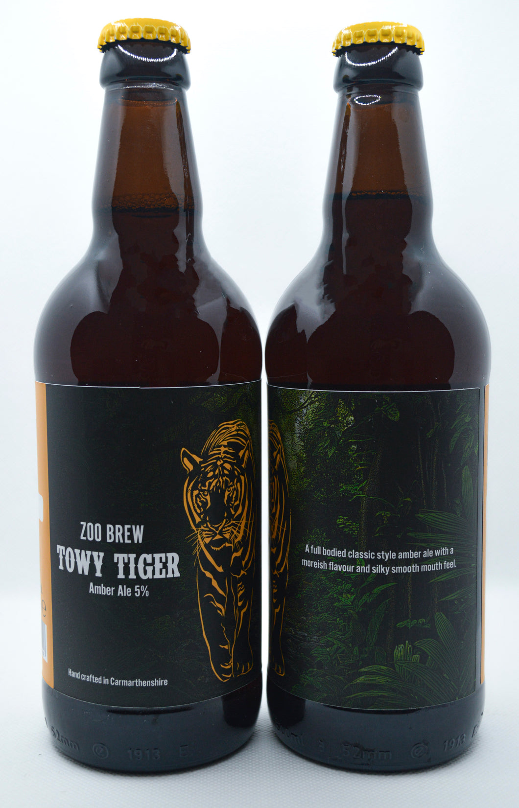 Towy Tiger - 500ml Bottle