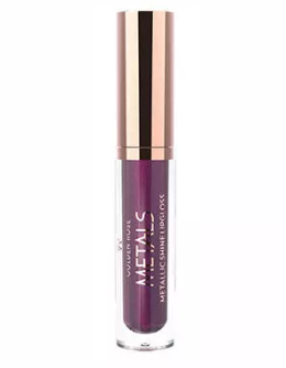 GOLDEN ROSE – METALLIC SHINE LIPGLOSS