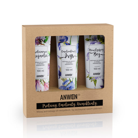 ANWEN - HYDRATING MASKS FOR MEDIUM POROSITY