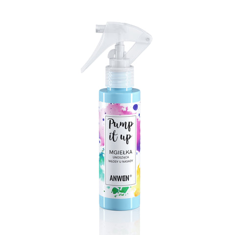 ANWEN - PUMP IT UP -A MIST THAT LIFT THE HAIR AT THE ROOTS